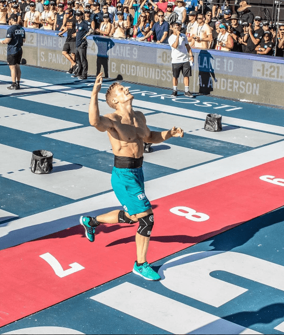 Crossfit games highlights brent fikowski