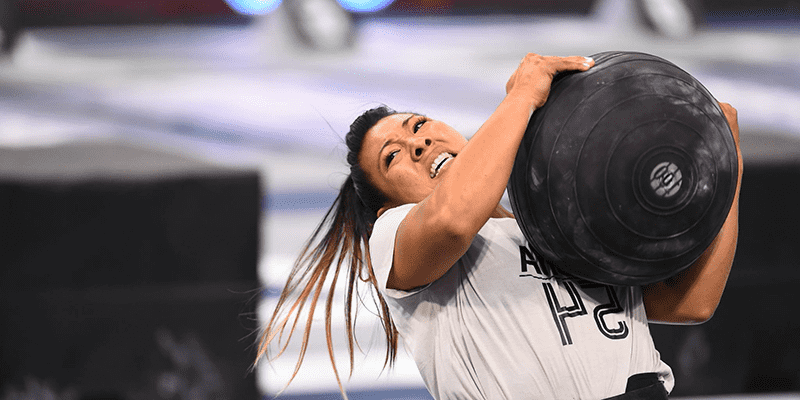 Jamie Hagiya crossfit games photographs 2016