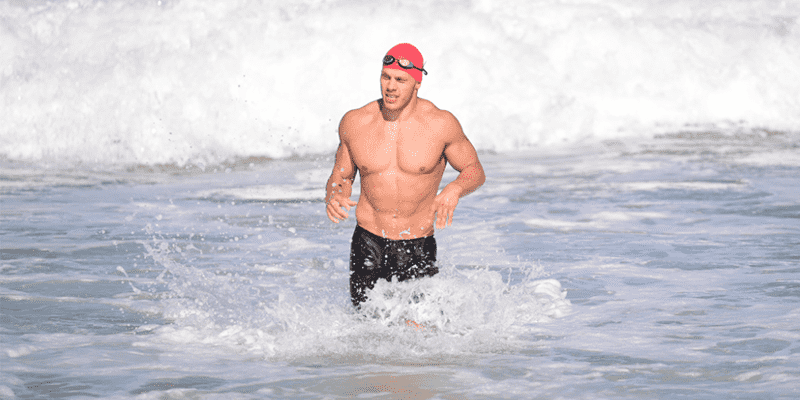 Swim Events in The CrossFit Games