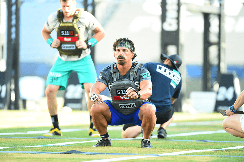 crossfit games photographs josh bridges murph ego is the enemy