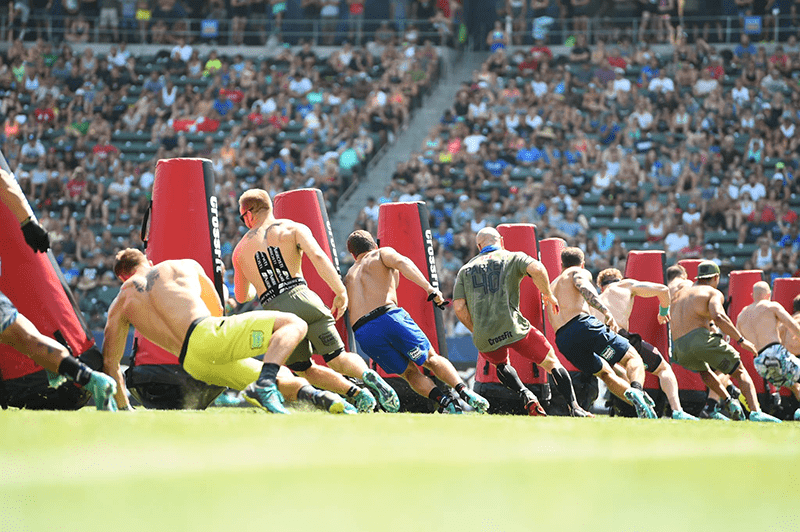 The 7 Most Epic CrossFit Games Workouts