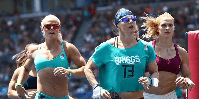 Three legends of The CrossFit Games
