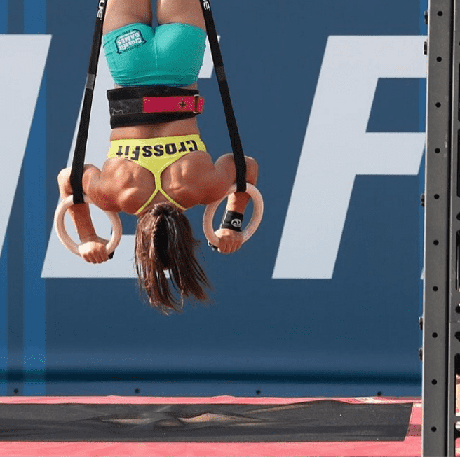 the crossfit games camille leblanc bazinet