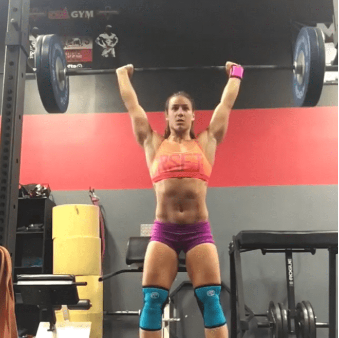 gender equality in Crossfit camille leblanc-bazinet