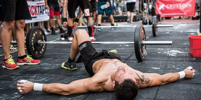 The Importance of Developing a Positive Mindset for Crossfit Training