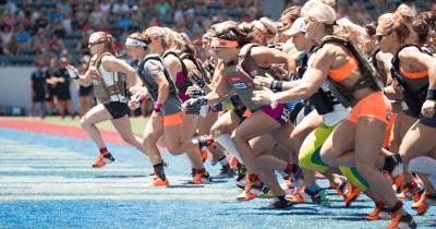 Epic CrossFit Games Workouts