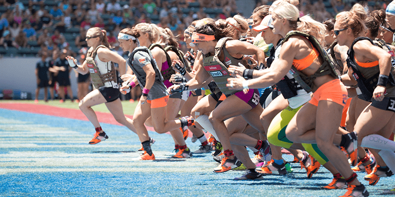 6 Female Contenders to Win the CrossFit Games 2016