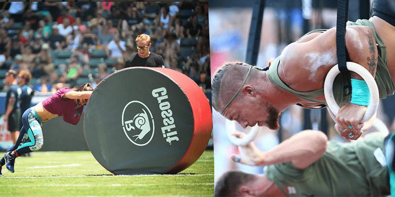 the crossfit games day 4 recap