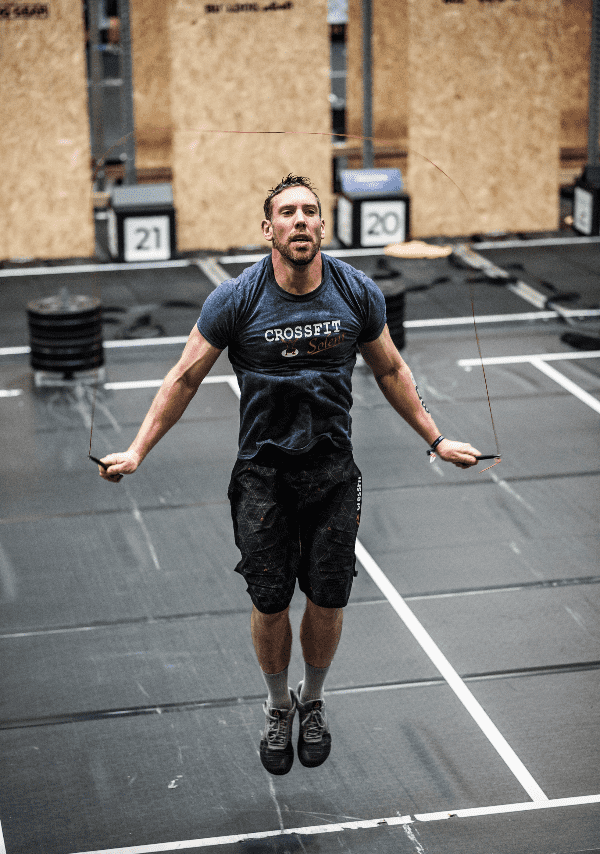 bodyweight workouts crossfitter double under