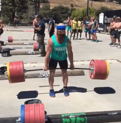crossfit games energy systems