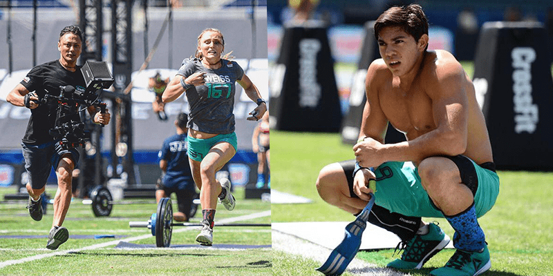 CrossFit Games Masters and Teens