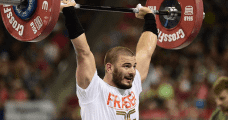 crossfit games 2016 updates mat fraser