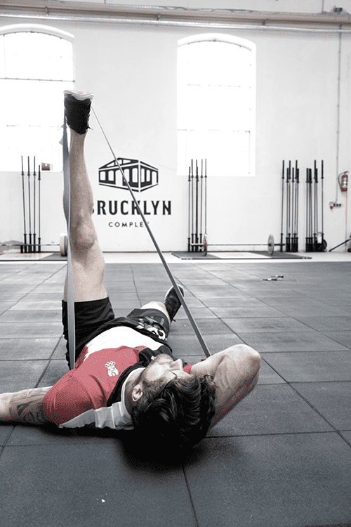 snatch mobility banded mobility work