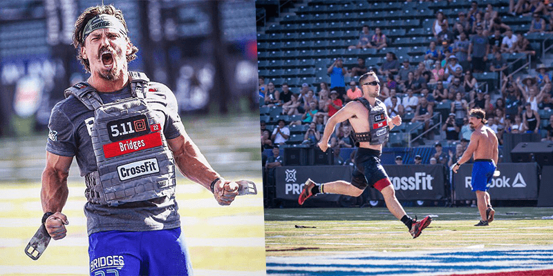 hero wod murph CrossFIt games highlights