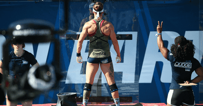 Sam briggs crossfit games photographs