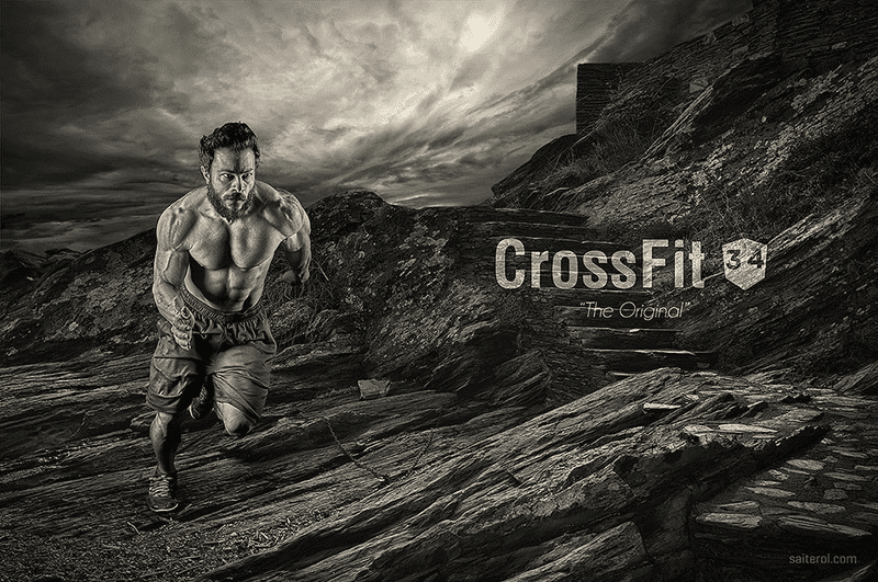 Ates Boran Crossfit 34 fittest man in turkey