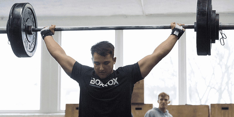 boxrox survey snatch lift male crossfit athlete