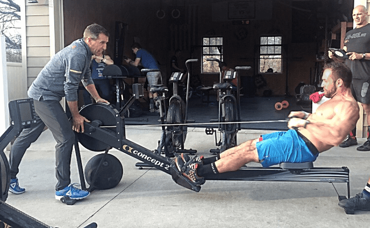 chris hinshaw rich froning rowing