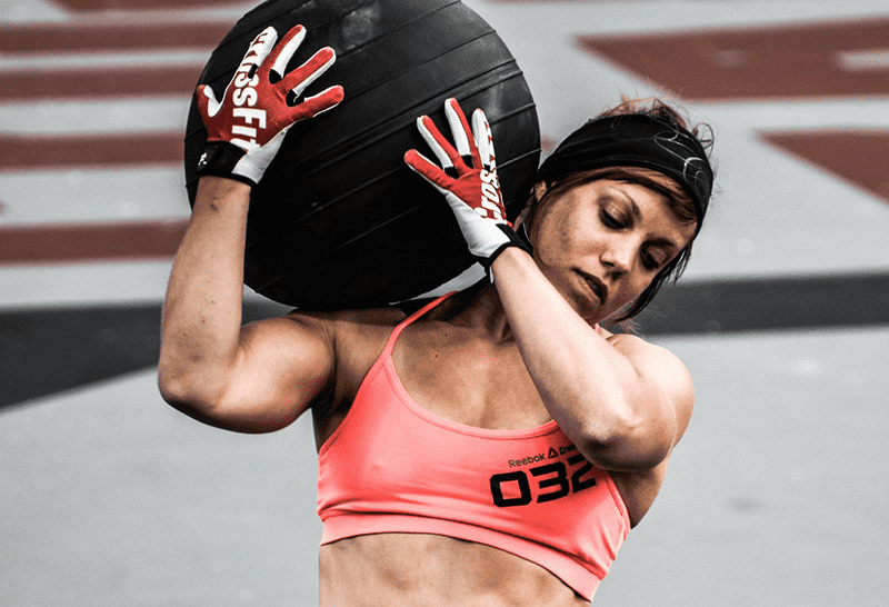 michele letendre crossfit games athlete shapchat