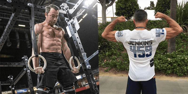 crossfit masters games athlete scott jenkins