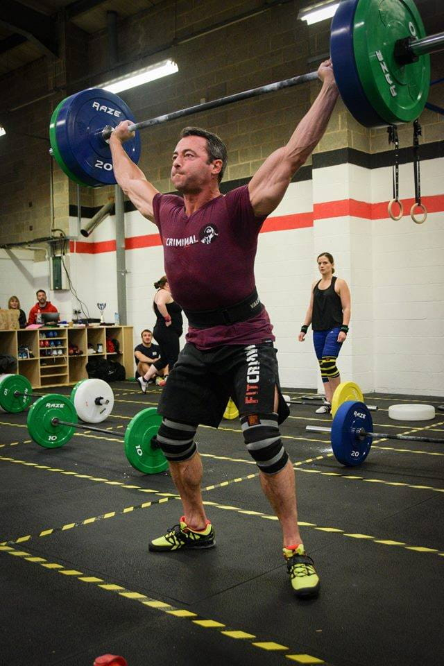 scott jenkins uk crossfit games masters athlete