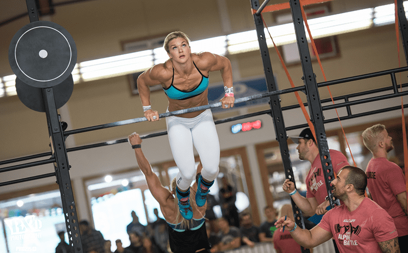 brooke ence bar muscle ups
