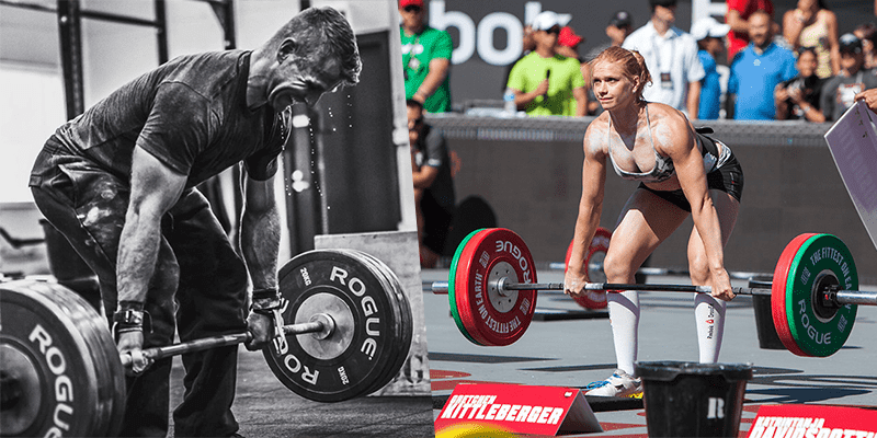 deadlifts by mikko salo and annie thorisdottir strength and conditioning