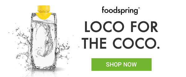 foodspring CocoWhey button