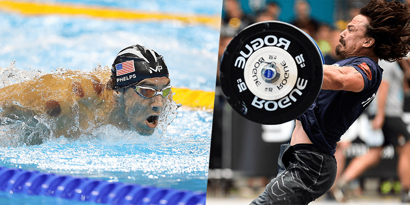 cupping treatment used by Phelps and Bridges