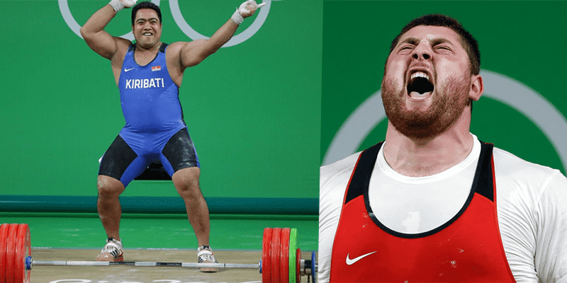 Olympic Weightlifting: 5 Unforgettable Lifts from Rio