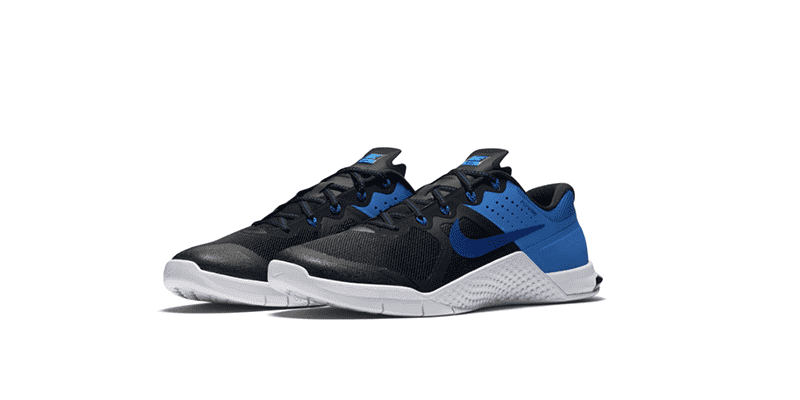 Women's nike metcon 2 amplify black blue
