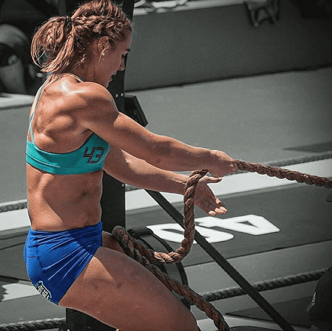 crossfit athlete brooke wells making no nutrition mistakes
