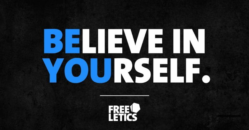 freeletics quote positive mindset