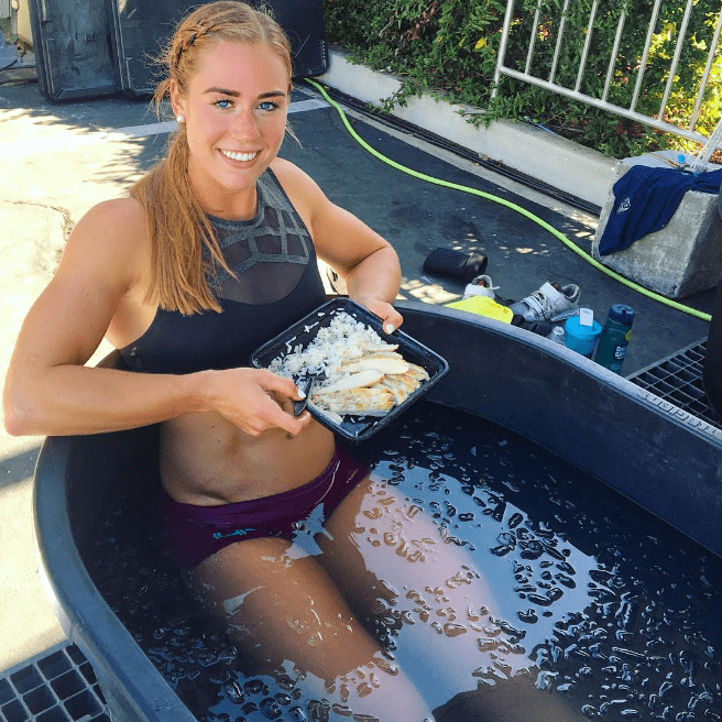 Brooke Wells 6 Tips To Become A Better Crossfitter Page