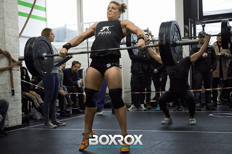 crossfit icke female athlete training age