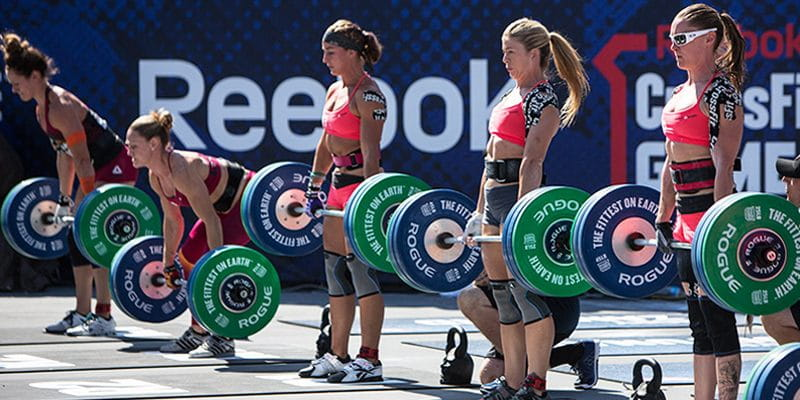 2017 Open, Regionals and CrossFit Games Schedule