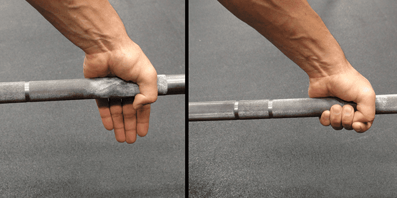 hook grip technique crossfit weightlifting