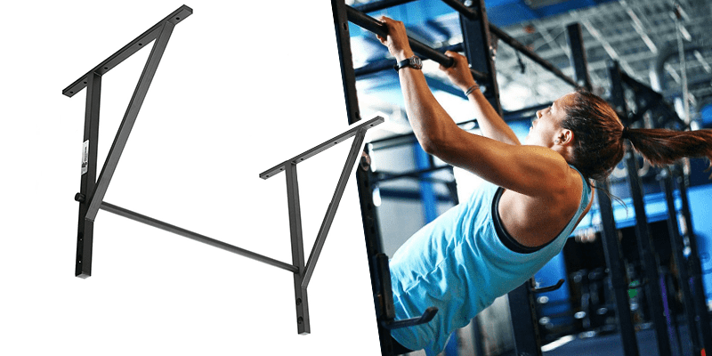 chest to bar pull ups crossfit female athlete