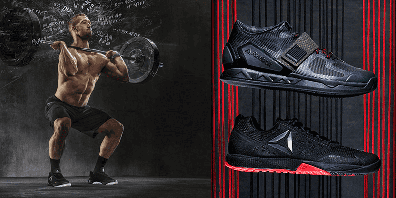 reebok crossfit shoes Ben Smith crossfit games athlete