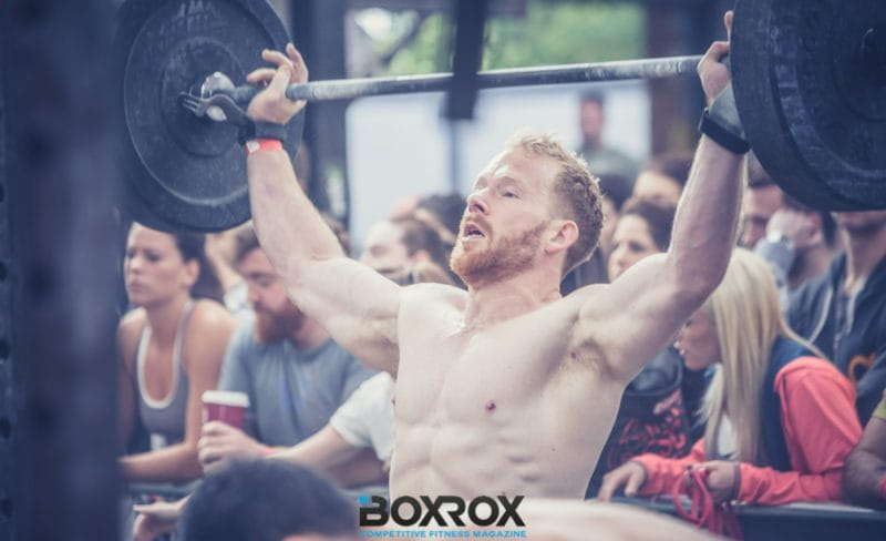crossfit weightlifting barbell lift
