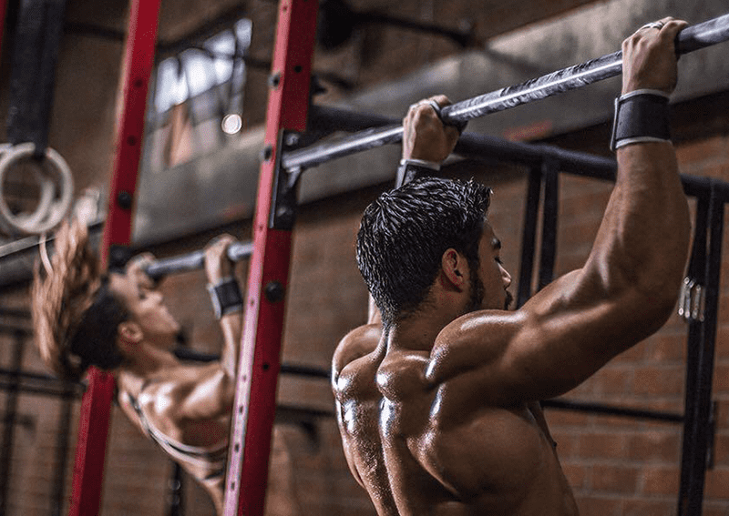 hand rips crossfit athletes pull ups