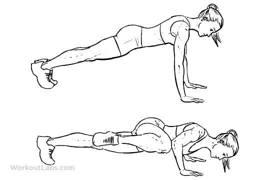 10 types of press up to build strength  power and muscle