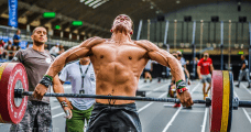 trying crossfit scapular health snatch lift