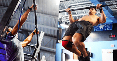 bar muscle ups crossfit athletes