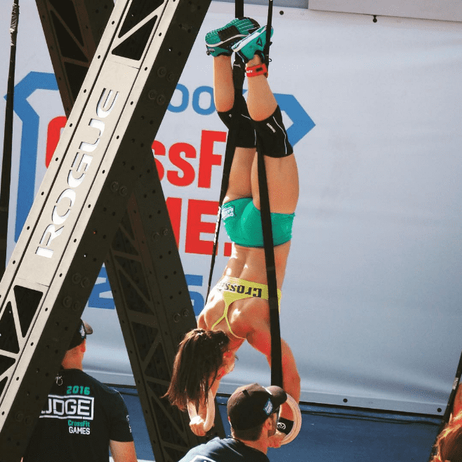 ring handstand push ups crossfit games 2016