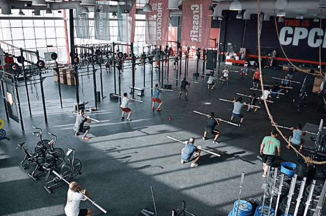 circuit+ crossfit in kuwait