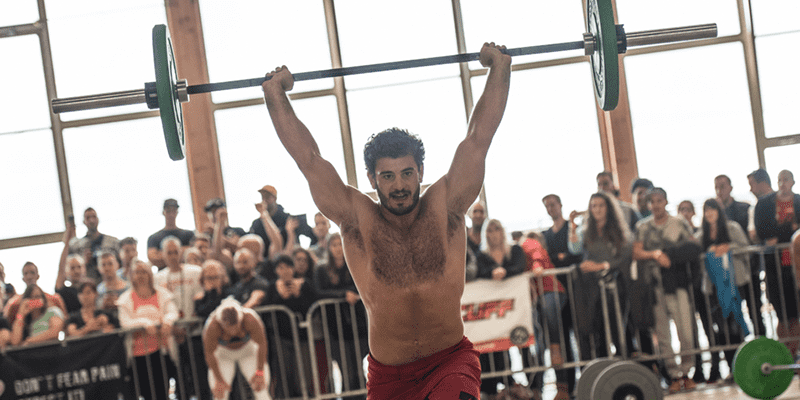 CrossFit Games Winner Mat Fraser Explains The Mentality of A Champion