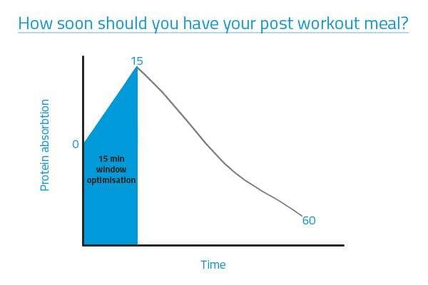 post wod nutrition graph