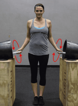 double under mechanics drill crossfit