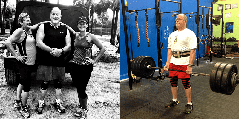 Perspectives on Training from a 71 yr Old Crossfit Coach